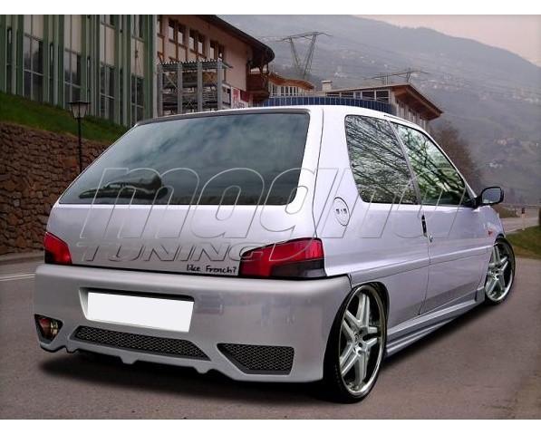 Peugeot 106 MK2 Bara Spate H-Design
