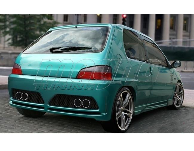 Peugeot 106 MK2 Body Kit A2