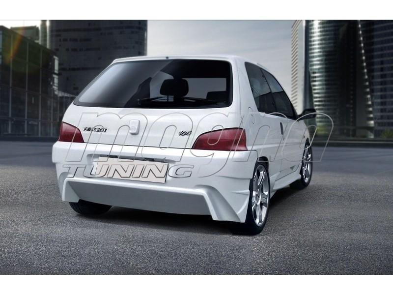 Peugeot 106 MK2 Body Kit Atos