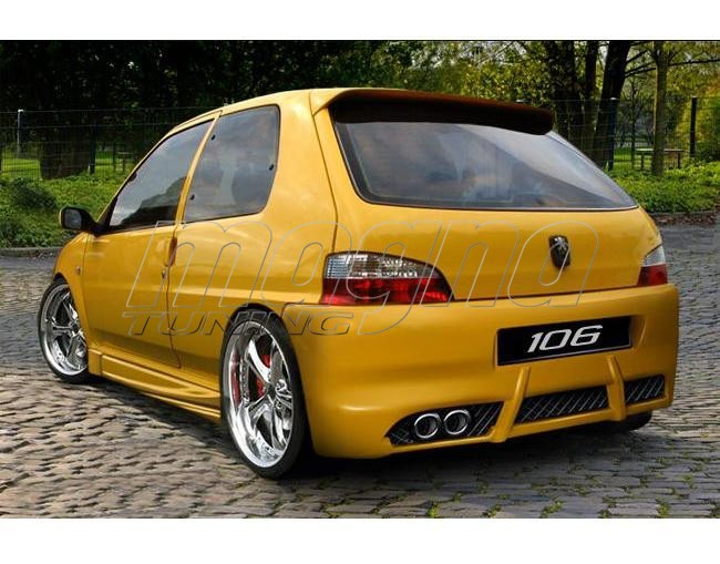 Peugeot 106 MK2 Body Kit B2