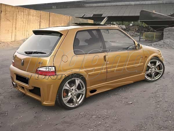 Peugeot 106 MK2 Body Kit Fly