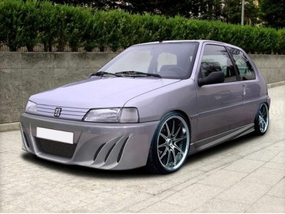Peugeot 106 MK2 Body Kit H-Design