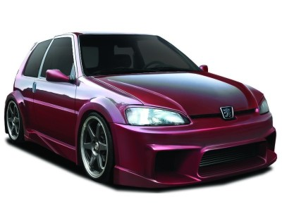 Peugeot 106 MK2 Body Kit Warp Wide