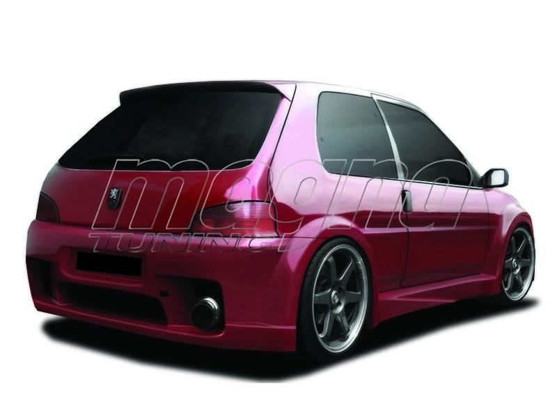 Peugeot 106 MK2 Extensii Aripi Spate Warp Wide