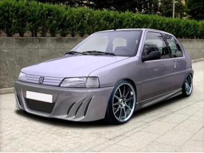 Peugeot 106 MK2 H-Design Frontstossstange