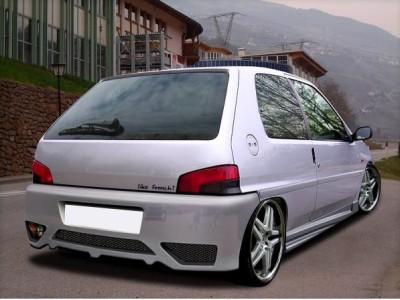 Peugeot 106 MK2 H-Design Seitenschwellern