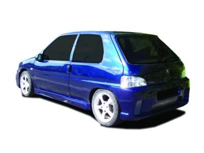 Peugeot 106 MK2 Warp Seitenschwellern
