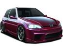 Peugeot 106 MK2 Warp Wide Bonnet Extensions