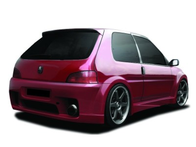 Peugeot 106 MK2 Warp Wide Rear Wheel Arch Extensions