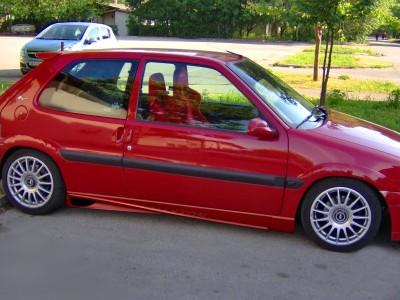 Peugeot 106 Praguri A2