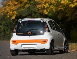 Peugeot 107 Eleron Mystic