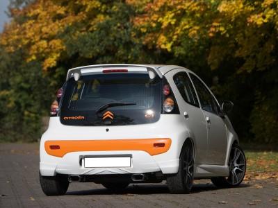 Peugeot 107 Mystic Rear Wing