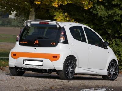 Peugeot 107 Mystic Seitenschwellern
