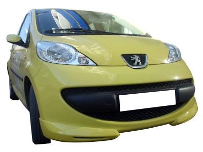 Peugeot 107 Sport Front Bumper Extensions