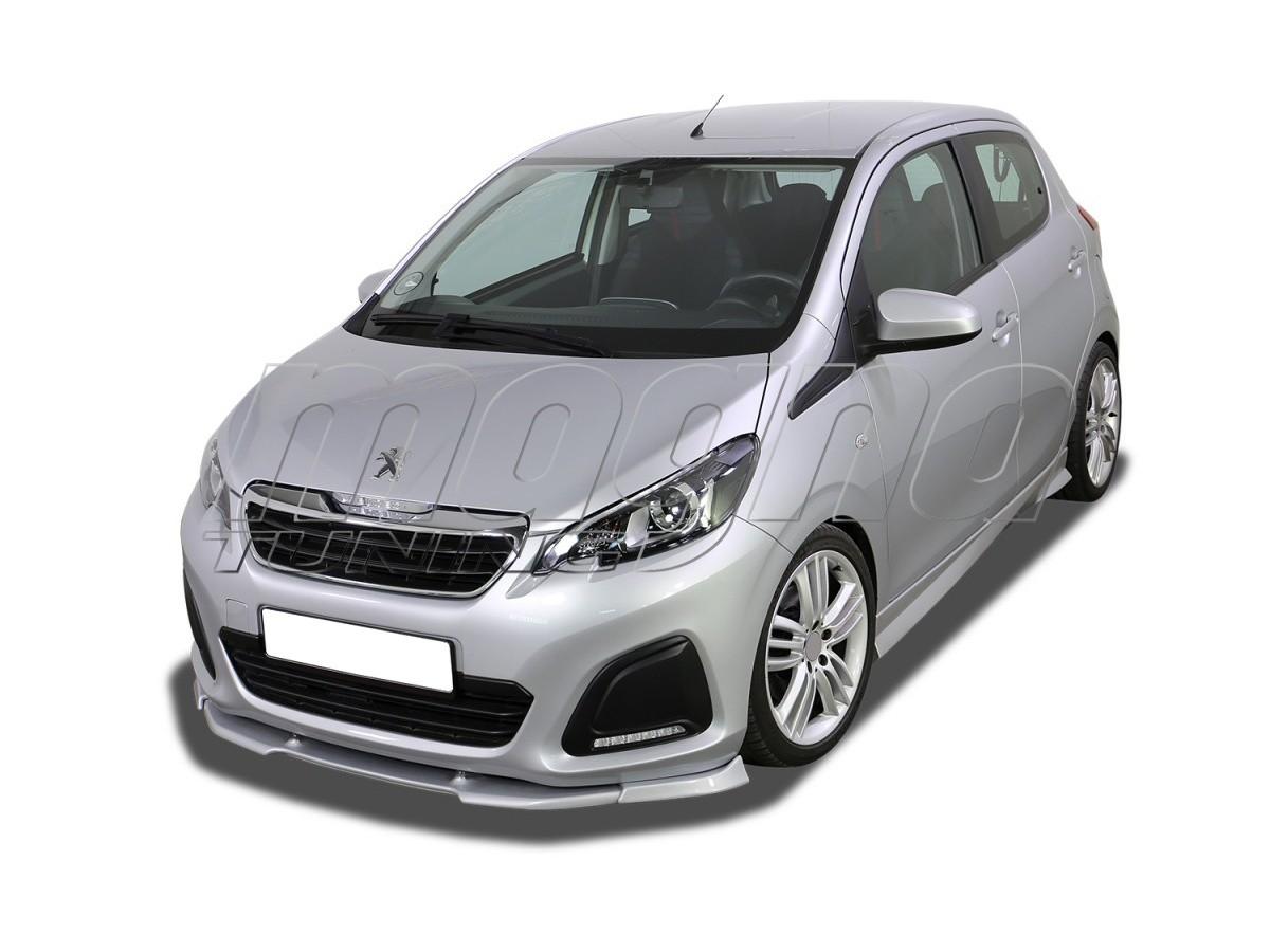Peugeot 108 Extensie Bara Fata Verus-X