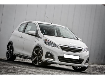 Peugeot 108 Mystic Body Kit