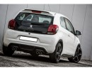 Peugeot 108 Mystic Rear Bumper Extension