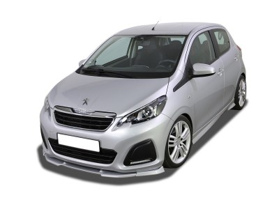 Peugeot 108 Speed Side Skirts