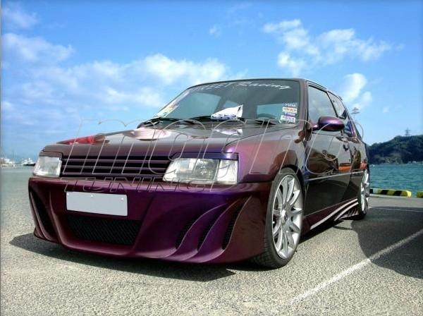 Peugeot 205 Body Kit H-Design