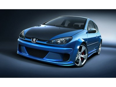 Peugeot 206 AX Wide Body Kit