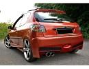 Peugeot 206 Aggressive Rear Bumper