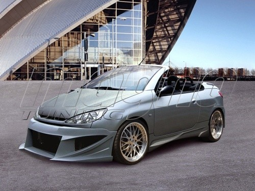 Peugeot 206 Bara Fata EDS