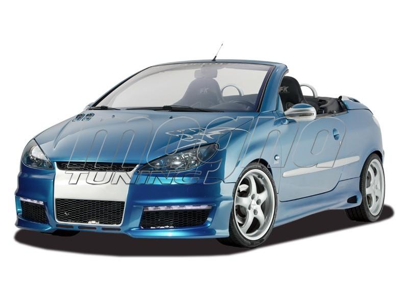 Peugeot 206 Bara Fata GTI