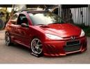 Peugeot 206 Bara Fata H-Design