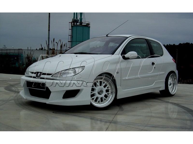 Peugeot 206 Bara Fata Sport