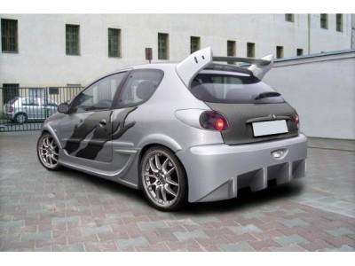 Peugeot 206 Bara Spate D-Line