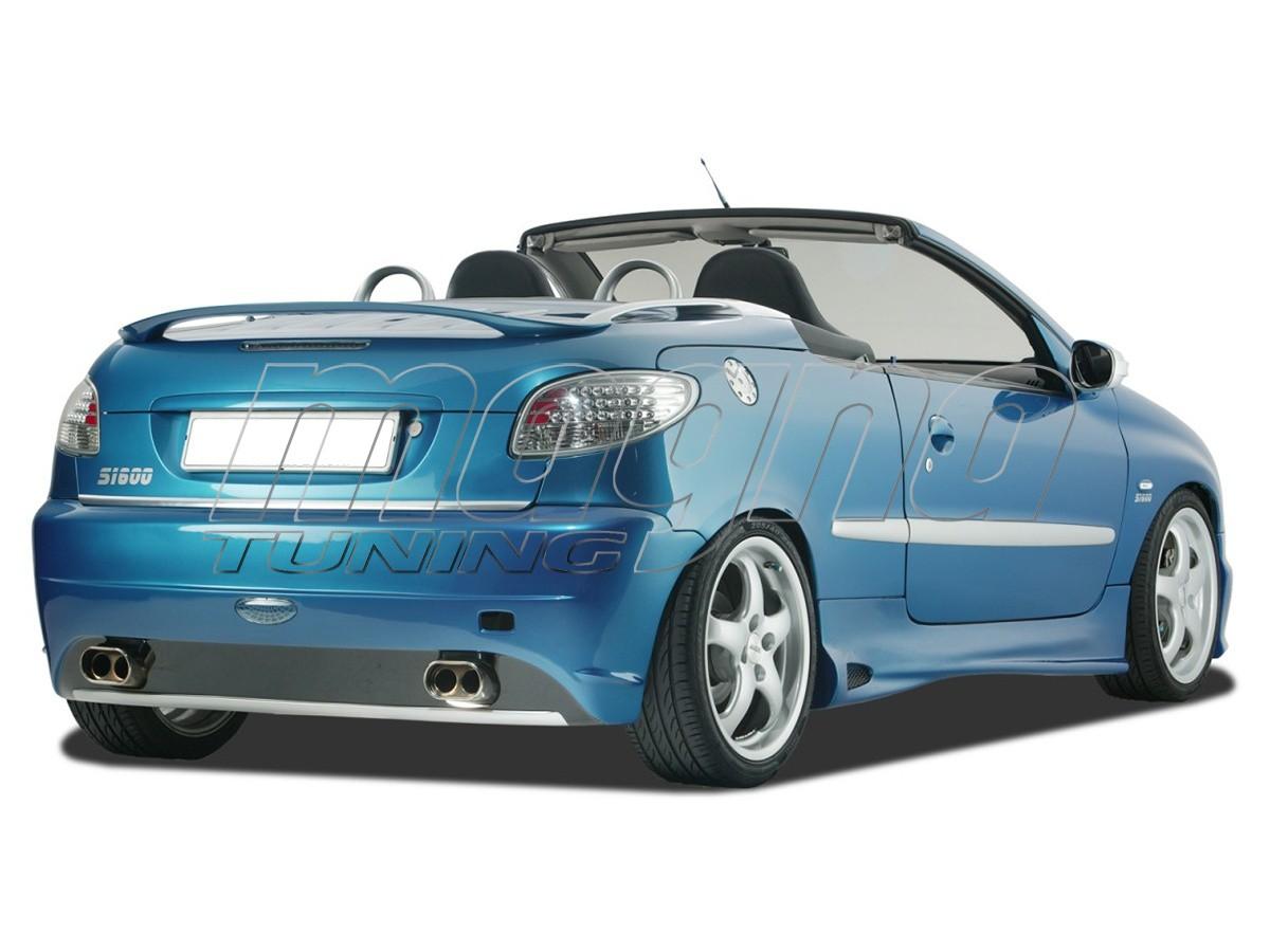 Peugeot 206 Bara Spate GTI