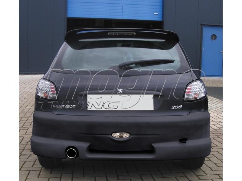 Peugeot 206 Bara Spate S-Look
