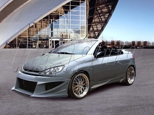 Peugeot 206 Body Kit EDS