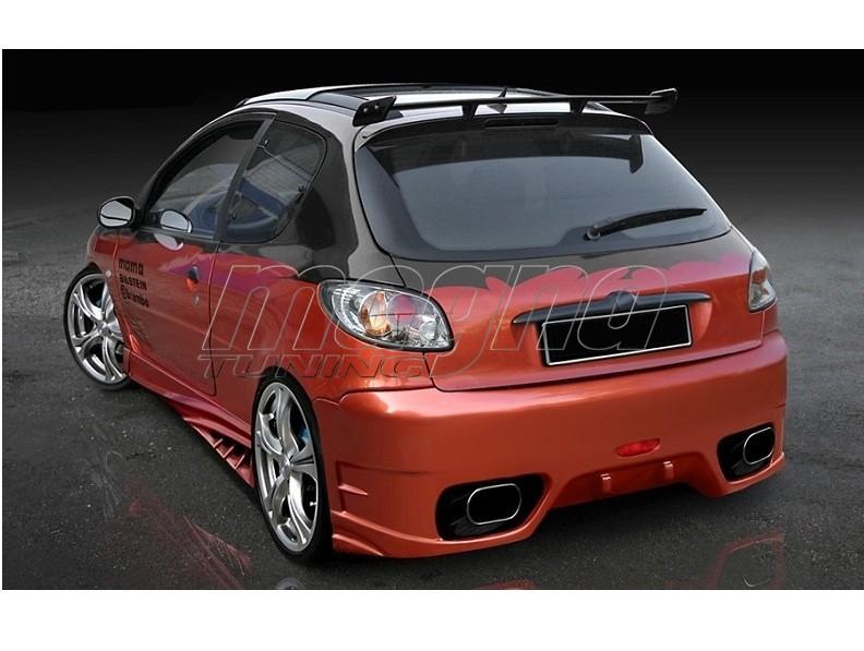 Peugeot 206 Body Kit FX-60