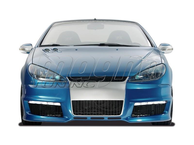 Peugeot 206 Body Kit GTI