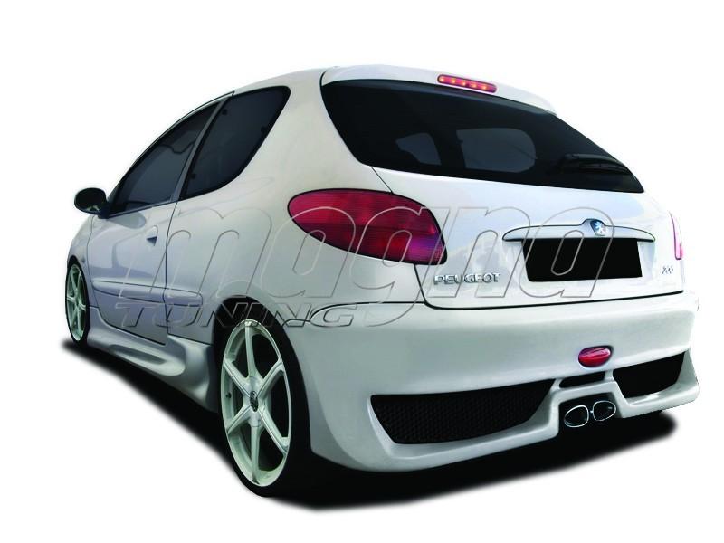 Peugeot 206 Body Kit Maximus