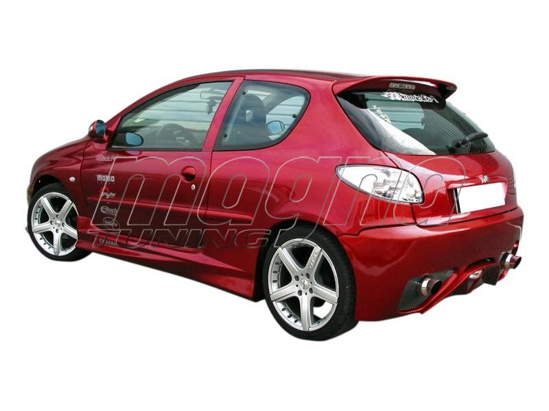 Peugeot 206 Body Kit Radical