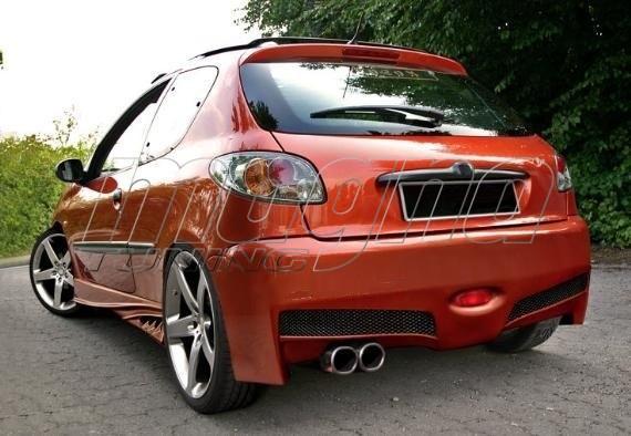 Peugeot 206 Body Kit S2000