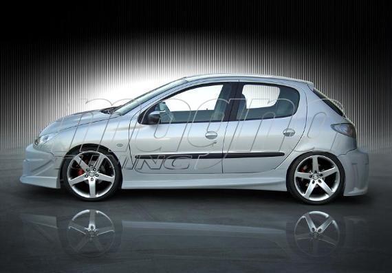 Peugeot 206 Body Kit Saturn