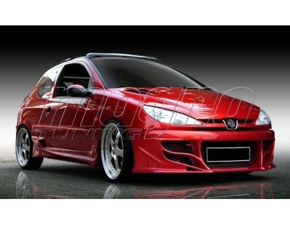 Peugeot 206 Body Kit Tokyo