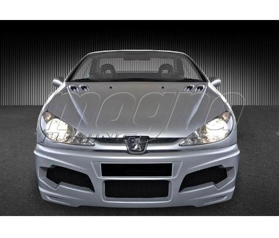 Peugeot 206 CC Body Kit Exception