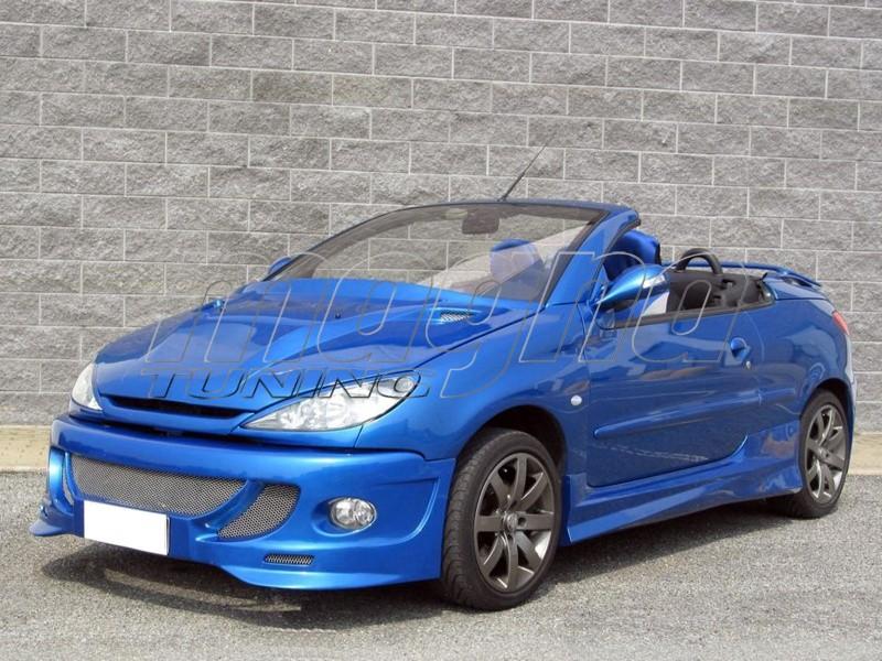 Peugeot 206 CC Body Kit Radical