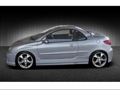 Peugeot 206 CC Exception Seitenschwellern