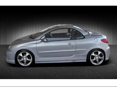 Peugeot 206 CC Exception Side Skirts