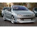 Peugeot 206 CC J-Style Elso Lokharito Toldat