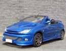 Peugeot 206 CC Radical Body Kit
