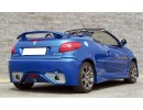 Peugeot 206 CC Radical Rear Bumper