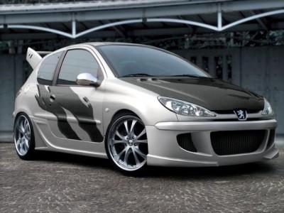 Peugeot 206 D-Line Front Bumper