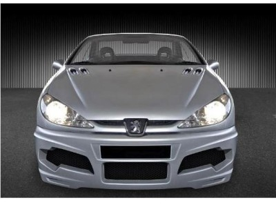 Peugeot 206 Exception Front Bumper