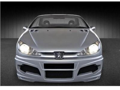 Peugeot 206 Exception Frontstossstange